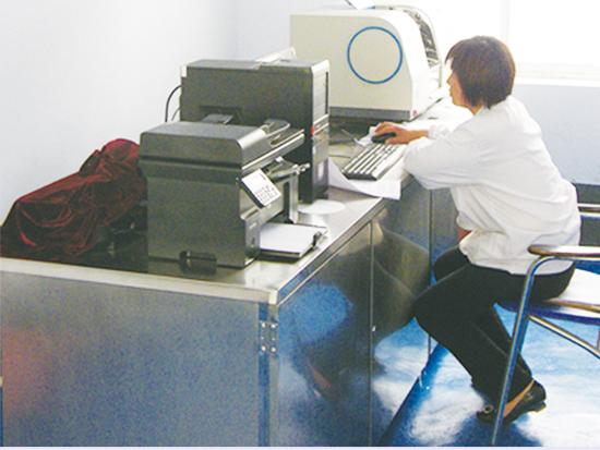 原子吸收分析仪